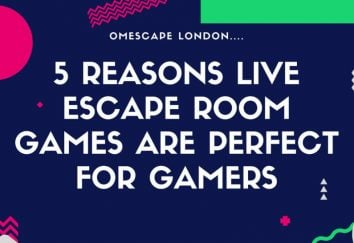 escape room for gamers