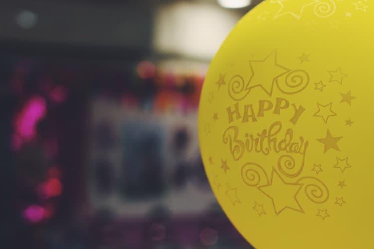 birthday party activities