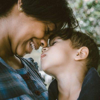 Child Mum Love