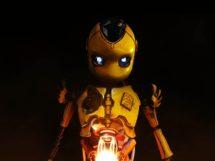 huxley robot VR game