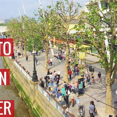 what to do in London this Summer